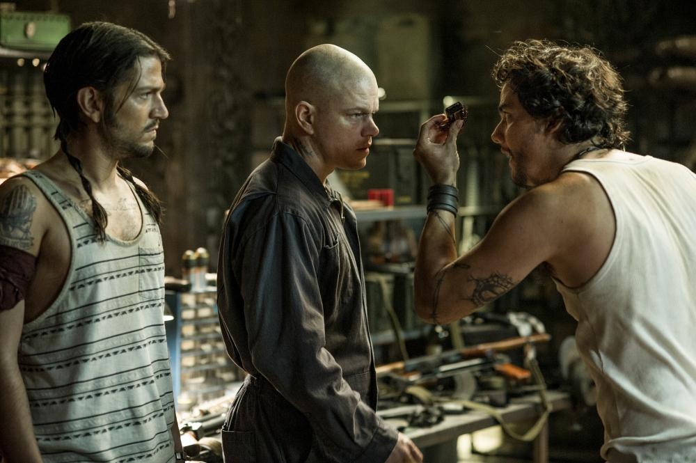 Matt Damon;Diego Luna;Wagner Moura