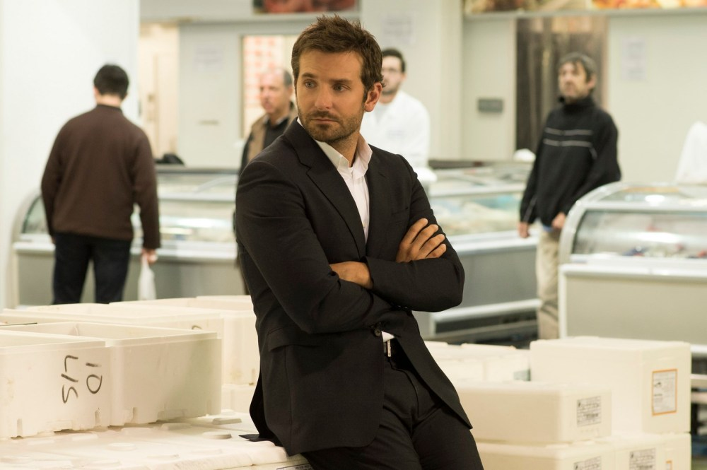 BRADLEY COOPER stars in BURNT.